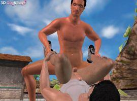 3D Gay Villa review