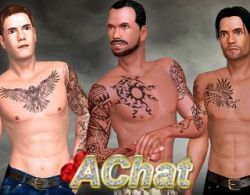 AChat gay free game