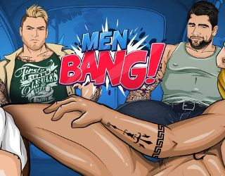 Men Bang gay porn game
