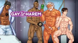 LGBT anime porn